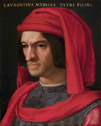 Lorenzo de Medici Agnolo Bronzino